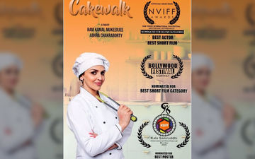 Ram Kamal Mukherjee's Short film 'Cakewalk' Gets Selected at Indian Festival of Cincinati