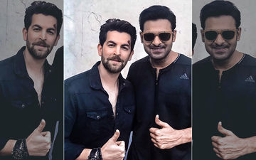 Prabhas' Darling Act For Neil Nitin Mukesh's Wife: Baahubali Actor Had Showered Rukmini Sahay With Gifts While She Was Pregnant