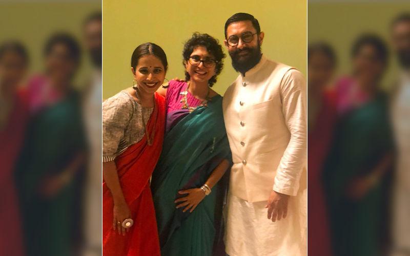 Satyamev Jayate 'Water Cup Awards 2019': Shreya Bugde Congratulates Aamir Khan And Kiran Rao For Their Success