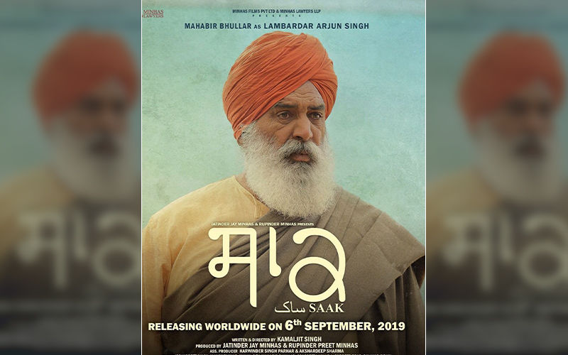 'Saak': Jobanpreet Singh Shares The Character Posters Of The Film