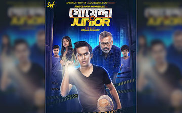 Goyenda Junior: Poster Of Upcoming Detective Thriller Starring Rwitobroto Mukherjee Released
