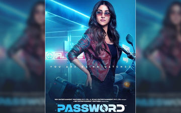 Paoli Dam And Adrit Roy Introduce Their Characters in Film Password, Motion Posters Released