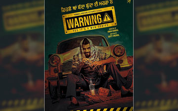 'Warning': Gippy Grewal Announces New Punjabi Web-Series Title