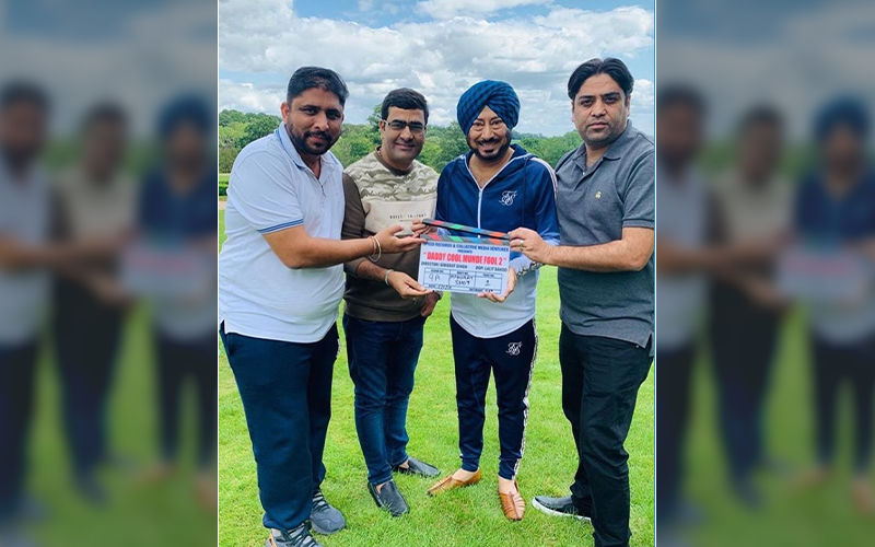 Simerjit Singh Directorial 'Daddy Cool Munde Fool 2' Goes On The Floor