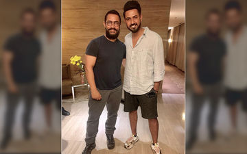 Gippy Grewal Bonds With Bollywood Star Aamir Khan, Shares A Heart-Warming Friendship Note