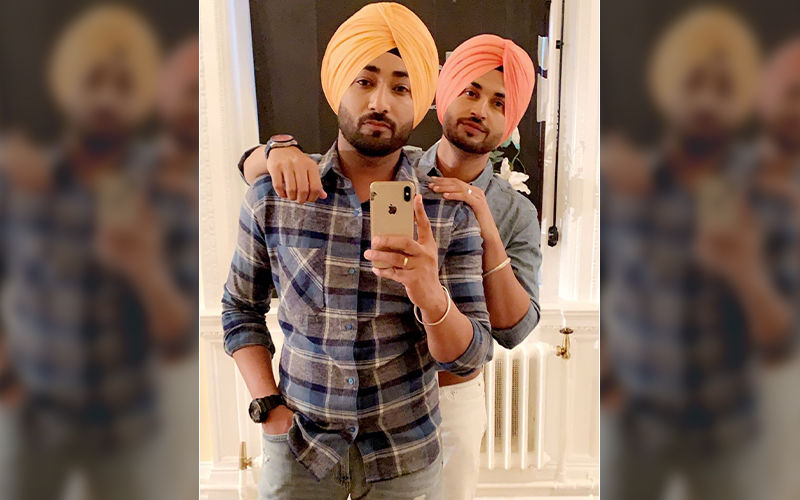 Jassie Gill's To Sport Turbanator Look In in 'Daddy Cool Munde Fool 2'
