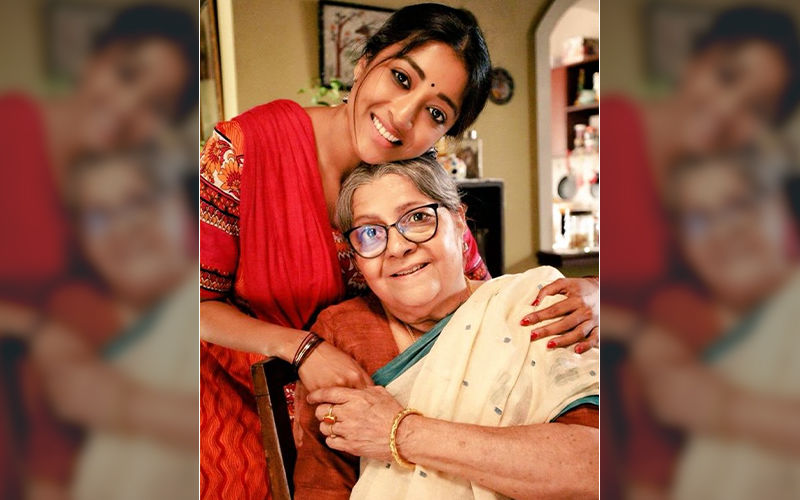 Paoli Dam Wishes Her Sanjhbaati Co-actor Lily Chakraborty Happy Birthday, Shares Pic on Twitter