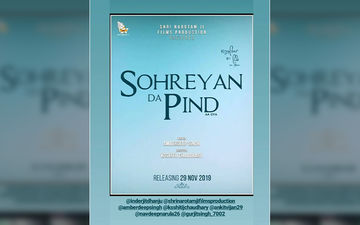 'Sohreyan Da Pind Aa Gya': The Shoot Of Gurnam Bhullar And Sargun Mehta Starrer Goes On Floor