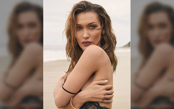 Bella Hadid's Latest Topless Photo Is Breaking The Internet