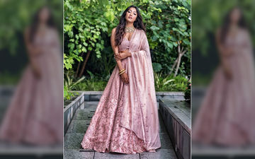 Paoli Dam's Latest Contemporary Indian Bride Look Will Leave You Mesmerised