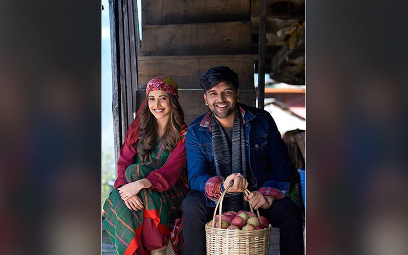 Guru Randhawa And Nushrat Bharucha's Recent Rendition Ishq Tera Will Set You Hearts On Fire, Video Out