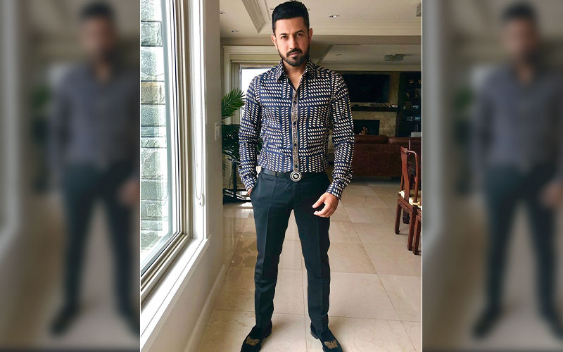 Gippy Grewal Says 'Hello' To The World In An Unique Way-WATCH