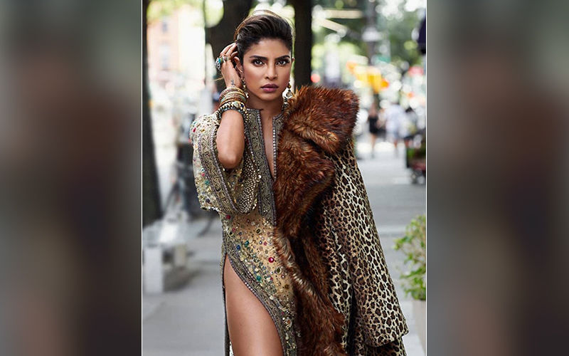 Priyanka Chopra Jonas On the Cover Of Vogue Magazine's September Issue Is All Fierce And Bold