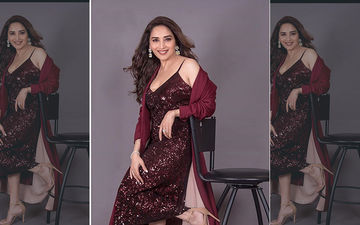 Madhuri Dixit Is IIFA Ready In This Sizzling Hot New Avatar