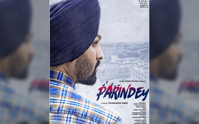 'Parindey': Yuvraj Hans Shares His First Look Of His Upcoming Film