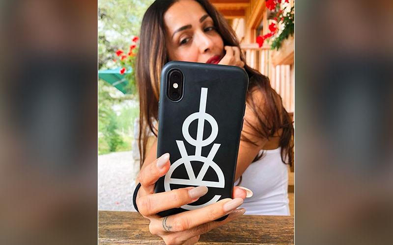 Malaika Arora's 'Pyaar' Selfie From Her Austrian Trip Will Clearly Make You Blush