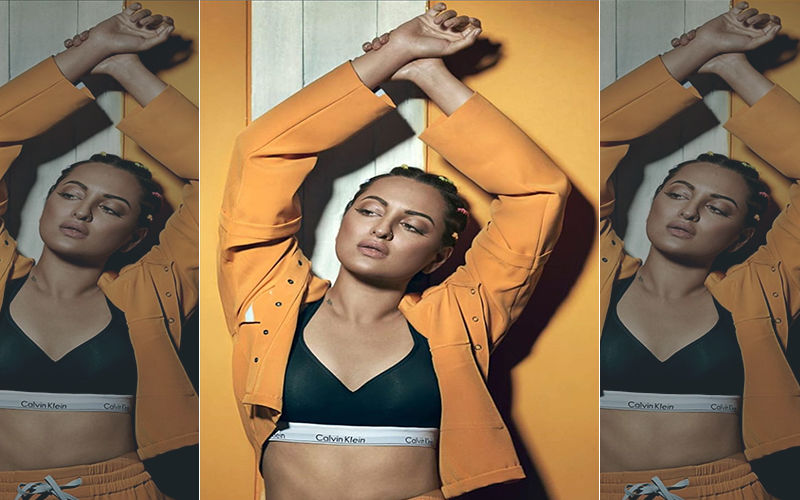 Covergirl Sonakshi Sinha Is All About Neon Love In These Pictures