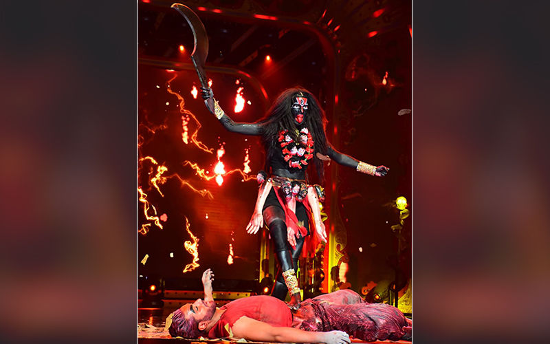Nach Baliye 9: Natasa Stankovic Dedicates A Special Performance To Hindu Goddess Kaali Maa
