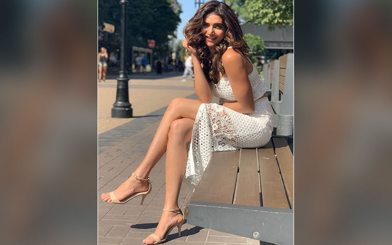 Khatron Ke Khiladi 10: Karishma Tanna Looks Sexy In New Pics From Bulgaria, We Wonder How She'll Explore The City In Those Heels