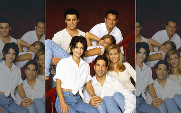 FRIENDS 25th Anniversary: Google's Tribute To Ross, Rachel, Joey, Chandler, Phoebe And Monica Cannot Get Any Better