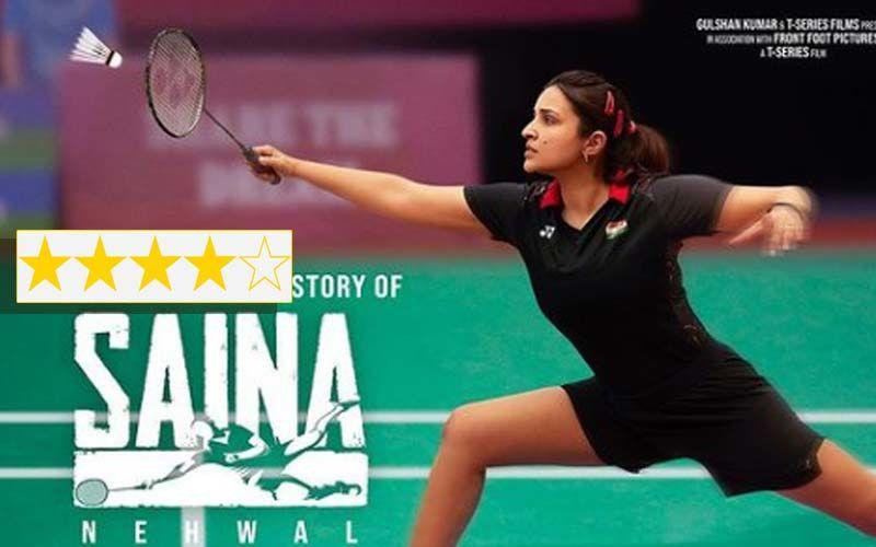 Saina Review: This Parineeti Chopra Starrer Is What A Biopic Should Be