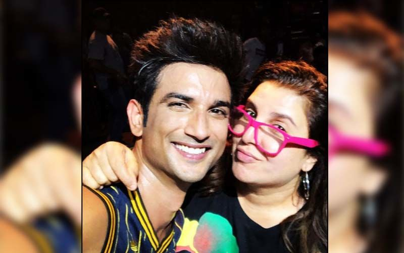 Filmfare Awards 2021: Farah Khan Bags The Award For Best Choreography For Dil Bechara; Calls It Special And Dedicates It To Sushant Singh Rajput