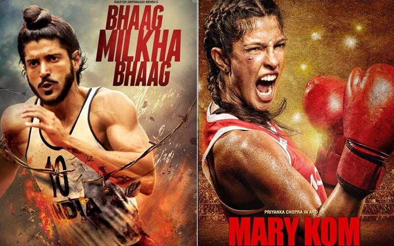 Bhaag Milkha Bhaag To Mary Kom: BEST Films On Sportspersons Who Represented India In Olympics