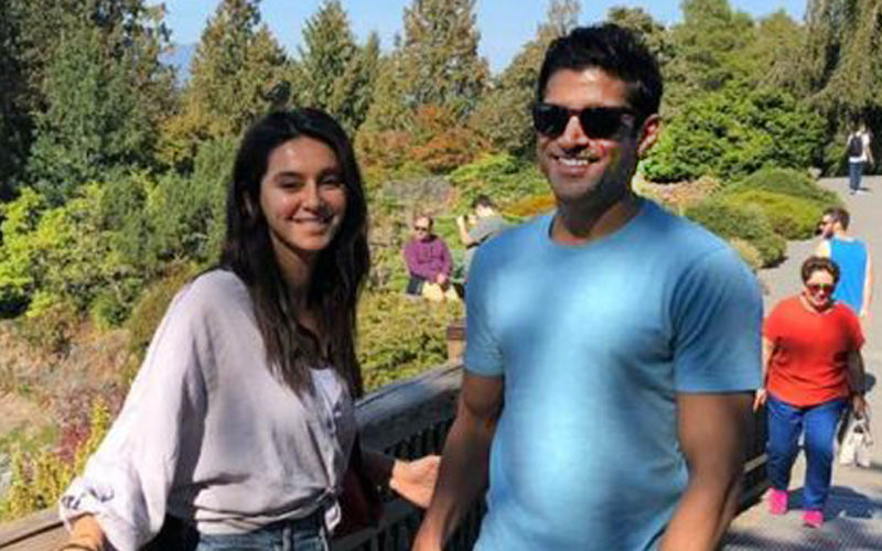 "Shibani Dandekar On Dating Farhan Akhtar: ""Not Secretive But Don't Need To Say Things Aloud"""