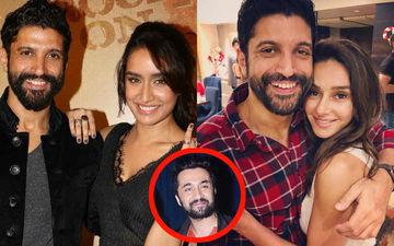 Farhan Akhtar's Ex-Girlfriend Shraddha Kapoor's Brother Siddhanth 'Likes' Him With Ladylove Shibani Dandekar