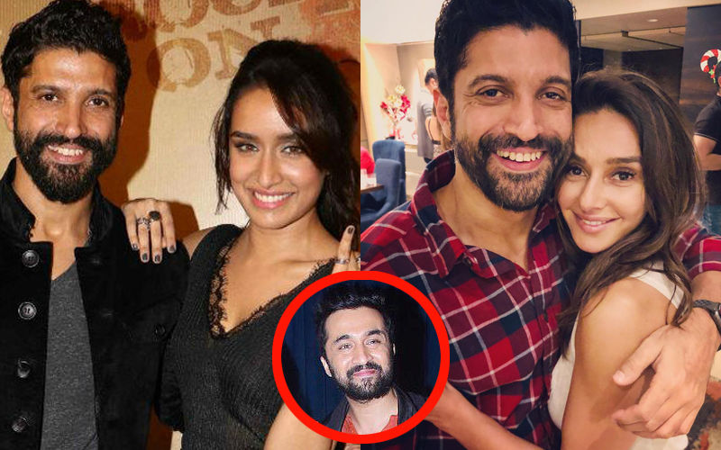 Farhan Akhtar's Ex-Girlfriend Shraddha Kapoor's Brother Siddhanth 'Likes' Him With Ladylove Shibani Dandekar