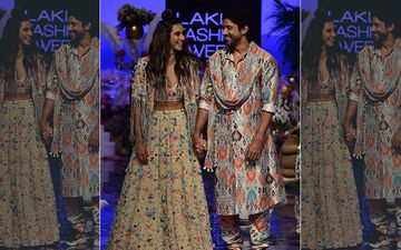 Lakme Fashion Week 2019, Day 1: Showstoppers Farhan Akhar And Shibani Dandekar Walk The Ramp Hand-In-Hand For Payal Singhal