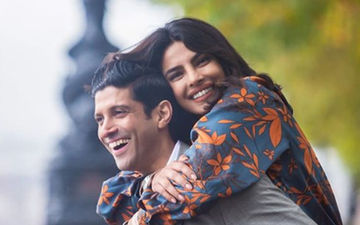 The Sky Is Pink: Priyanka Chopra And Farhan Akhtar's Romance In This New Still Is Not To Be Missed