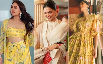 Floral Done Right - Sonakshi Sinha And Sonam Kapoor Show You How To Rock This Summer Trend