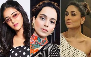 Trust  Kareena Kapoor, Kangana Ranaut And Other Bollywood Beauties To Bring Polka Dot Fashion Back!