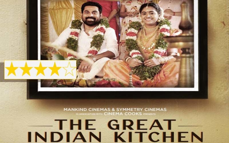 The Great Indian Kitchen Review: The Great Indian Film That De-romanticizes Cooking