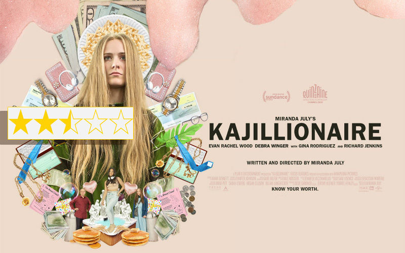 Kajillionaire REVIEW: Strange Stirring Crime Comedy Featuring Richard Jenkins And Evan Rachel Wood