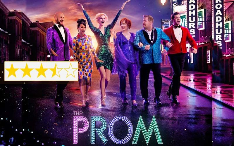 The Prom Review: This Netflix Musical Starring Meryl Streep, Nicole Kidman And James Corden Reminds Us  How Much Fun Movies Used To Be