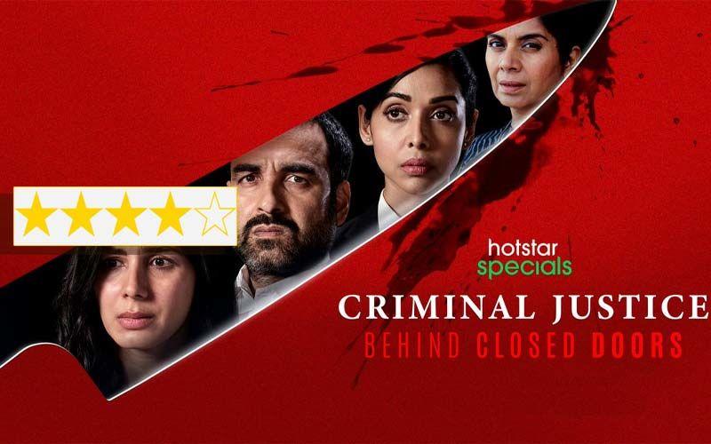 Criminal Justice - Behind Closed Doors Review: Pankaj Tripathi And  Kirti Kulhari Are The Backbone Of This Riveting Crime Thriller