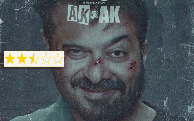 AK Vs AK Review: Anil Kapoor And Anurag Kashyap Starrer Is A Gimmick Gone Haywire