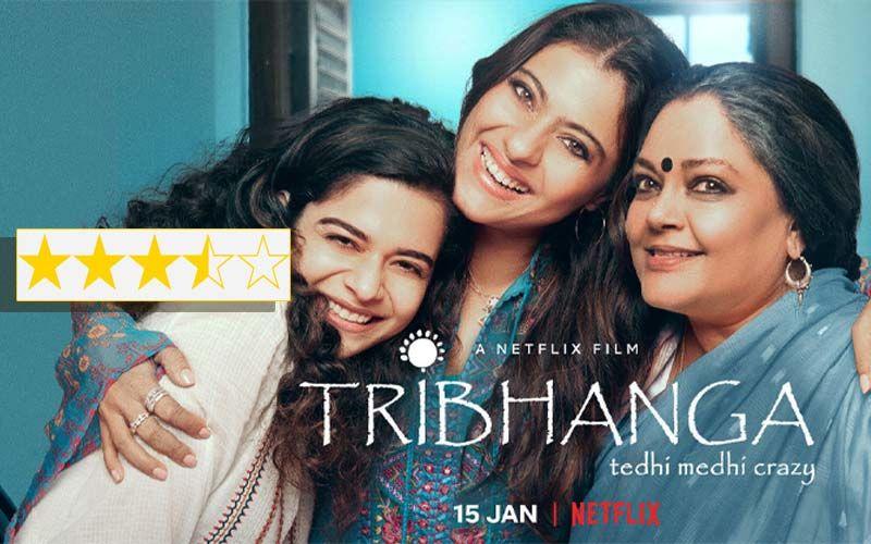 Tribhanga Review: This Netflix Film Starring Kajol, Tanvi Azmi, Mithila Palkar Is A Spunky Sparkling Chic Chick Flick