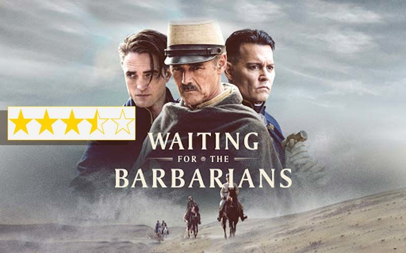 Waiting For The Barbarians Review: Mark Rylance, Johnny Depp, Robert Pattinson Starrer Is  An Undiscovered Gem