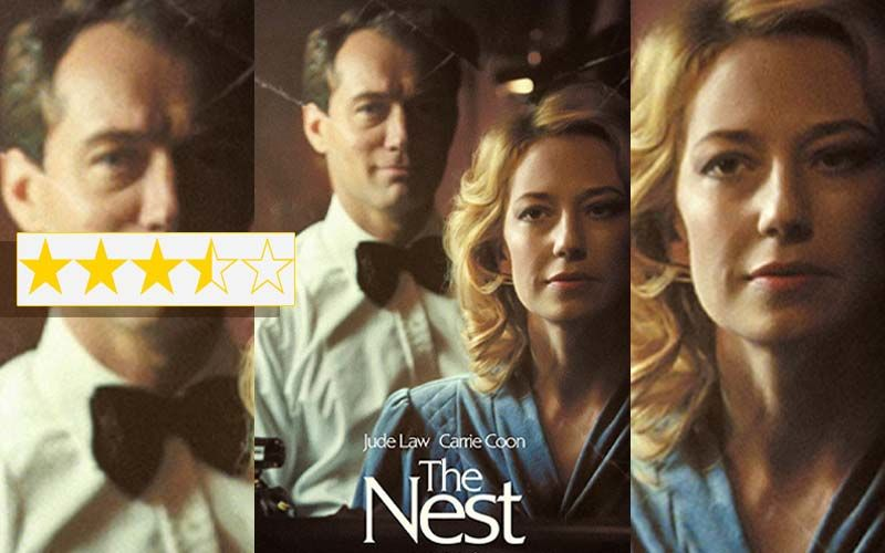 The Nest Movie Review: This Jude Law And Carrie Coon Film Is Deeply Cutting & Earnest