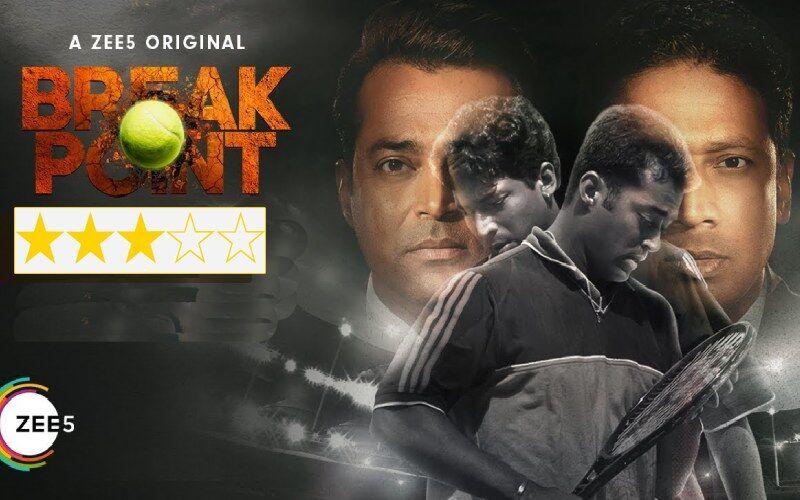 Break Point Review: Grace, Paes, Bhupati And Tennis, The Menace, Form The Core Of Ashwiny Iyer Tiwari And Nitesh Tiwari's Interesting Documentary