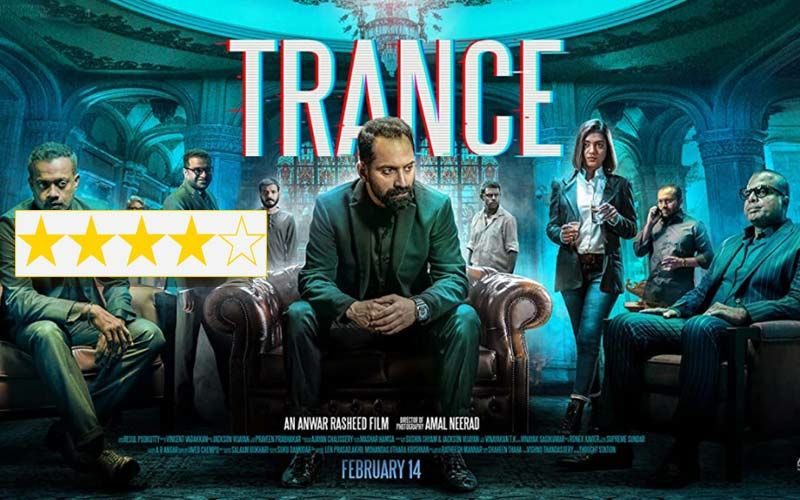 Trance Review: The Film Sweeps Us Into A World Of Depraved Exploitation; Fahadh Fasil Shows Some Real Acting
