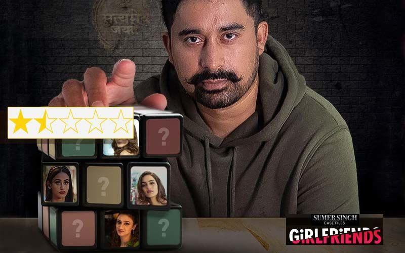 Sumer Singh Case Files-Girlfriends: Rannvijay Singha Trapped In A Shoddy Thriller With Zero Thrill