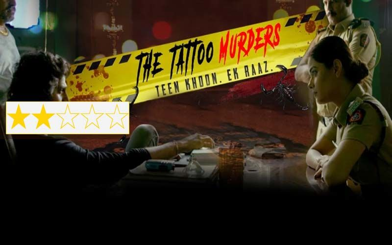 The Tattoo Murders Review: This Meera Chopra, Tanuj Virwani Starrer Is About Lowbrow Thrills