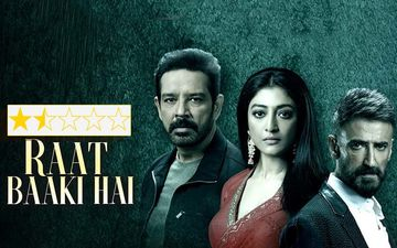 Raat Baaki Hai Review: Annup Sonii-Paoli Dam-Rahul Dev's Whodunnit Has A Shaky Plot And Spoon-Feeds The Suspense