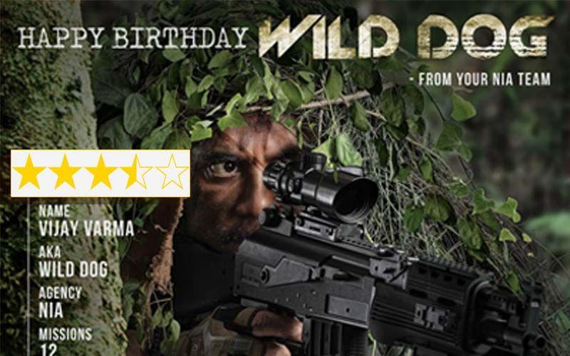 Wild Dog Movie Review: Nagarjuna Revvs Up The  Action Genre