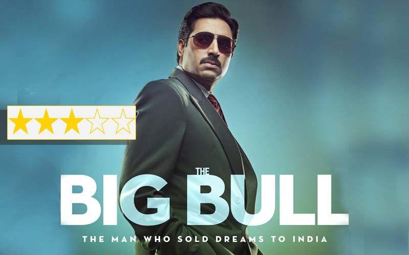 The Big Bull Review: Abhishek Bachchan Starrer Almost Hits The Bull's Eye