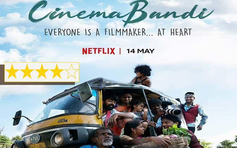 Cinema Bandi Review: Debutant Director Praveen Kandregula's Film Is RK Narayan Meeting Vittorio De Sica; We Take A Bow